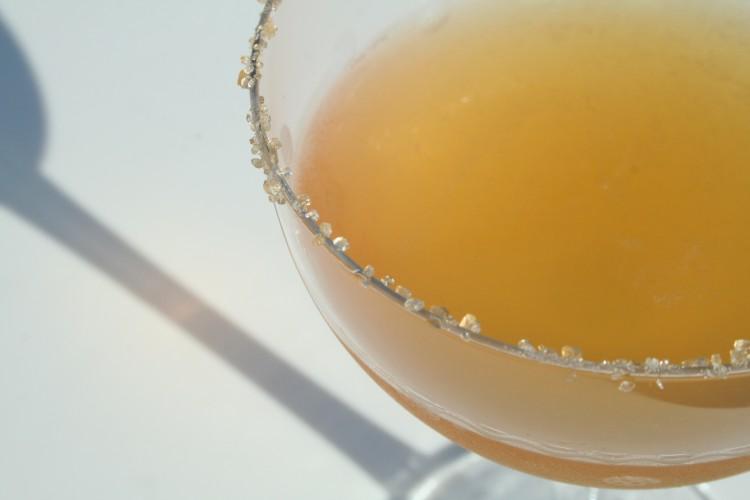 Brandy Crusta by Steve Schul, Cocktail Buzz