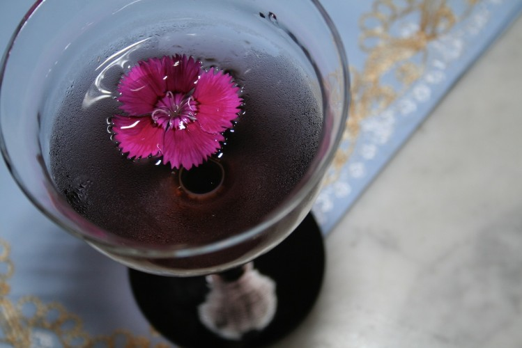 Marianne Cocktail by Steve Schul, Cocktail Buzz