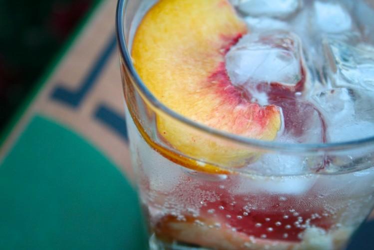 Peach Cocktail, Cocktail Buzz, Steve Schul